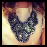 Promod statement necklace