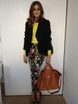 Olivia Palermo in Topshop