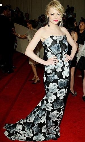 2f1749c8989b Emma Stone in Lanvin