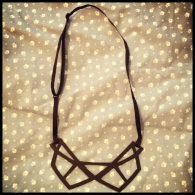 COS statement necklace