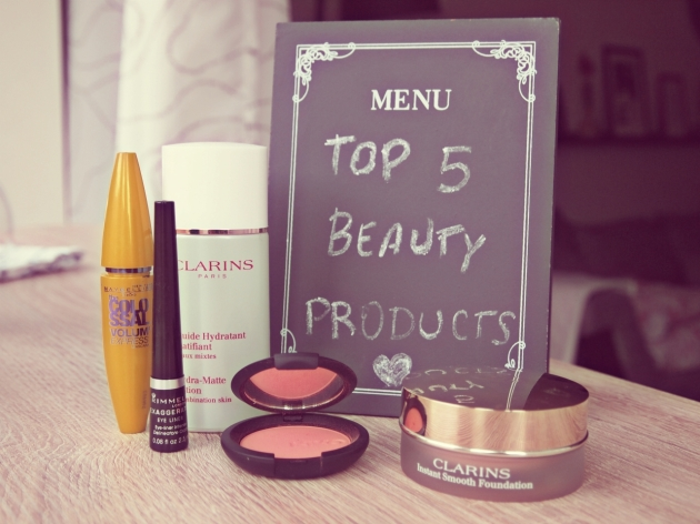 Beauty: top 5