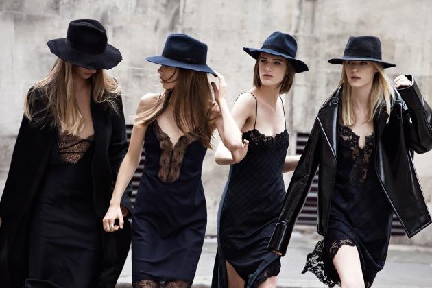 Zara Fall 2013 campaign