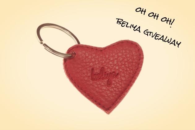 Beliya giveaway