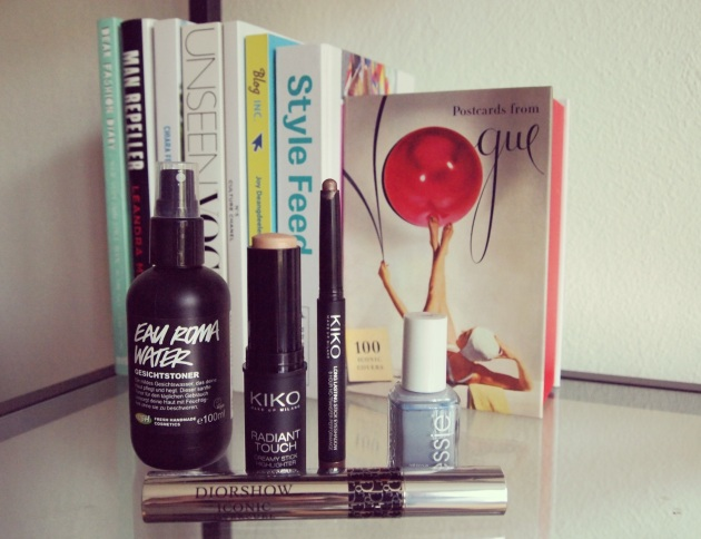 Spring 14 beauty favorites